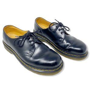 Dr. Martens 1461 Oxfords Black Lace Up Loafers 8